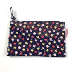 Cath Kidston Coated Fabric Zipper pouch, NWOT